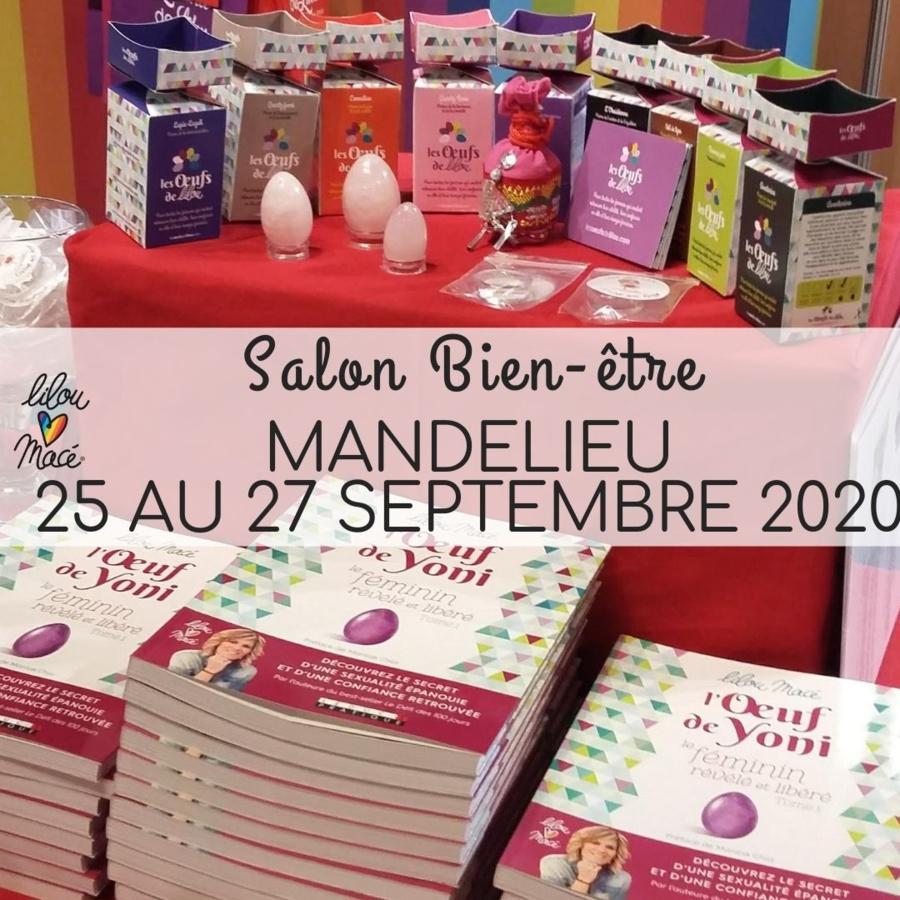 Calendrier Des Salons Bien Etre 2020.Mandelieu Salon Du Bien Etre Retrouvez La Librairie De