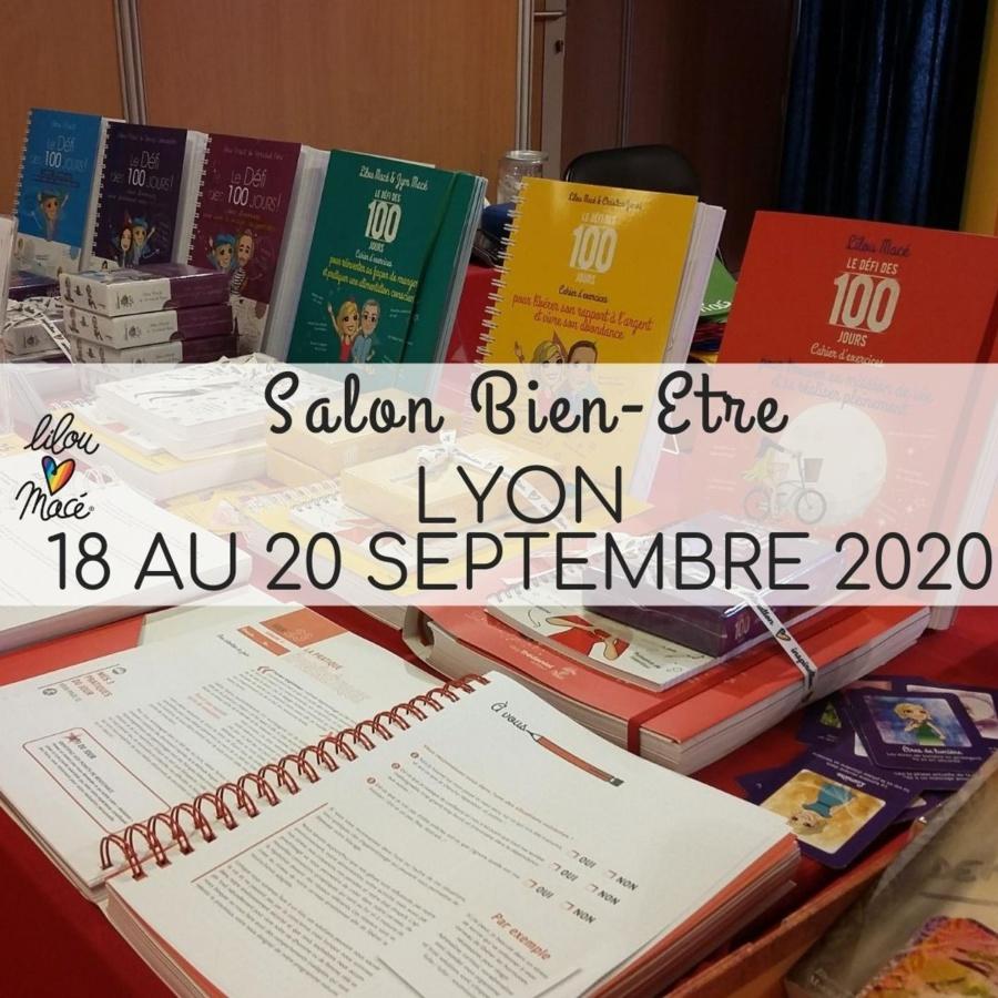 Calendrier Des Salons Bien Etre 2020.Lyon Salon Du Bien Etre Retrouvez La Librairie De Lilou