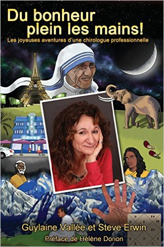 Chirologie : l'étude de humain dans lignes de la main - Guylaine Vallée