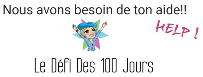 La Télé de Lilou a besoin de ton aide pour Le Défi des 100 Jours !