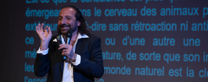 Evénement : 3 conférences de Nassim Haramein - avril 2018