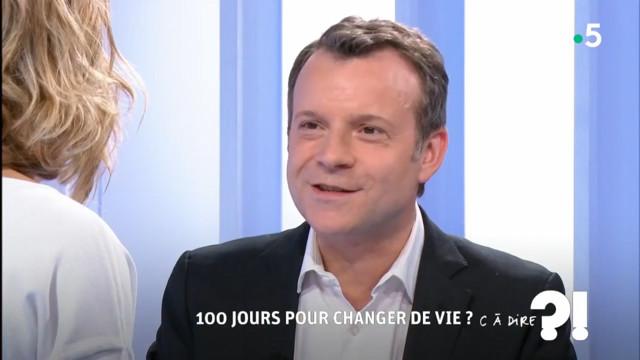 FRANCE 5 C à dire : 100 jours pour changer de vie ? en replay