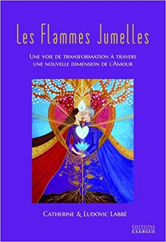 Les Flammes Jumelles : voie de transformation - Ludovic Labbé