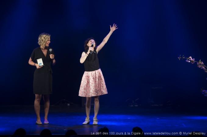 La Cigale (Replay 5/6) : Les Awards de la Télé de Lilou spécial Défi des 100 Jours - Paris - 22 avril 2018