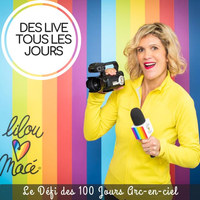 Le Défi Arc-en-ciel 🌈 un Défi des 100 Jours inédit 100% offert !