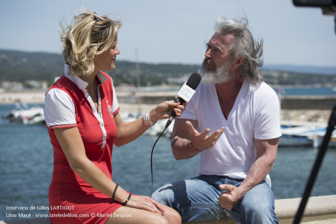 Gilles Lartigot: conseils d'un fauve dans la jungle alimentaire
