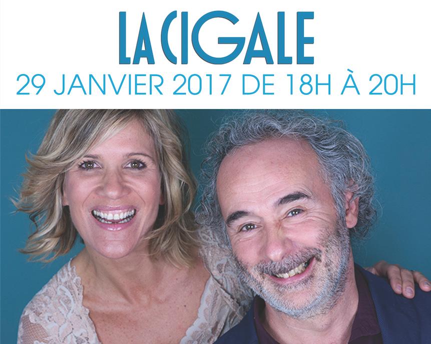 RIOU ET LILOU À LA CIGALE A PARIS LE 29 JANVIER 2017