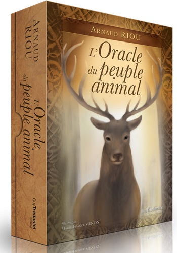 L'Oracle du peuple animal - Arnaud Riou