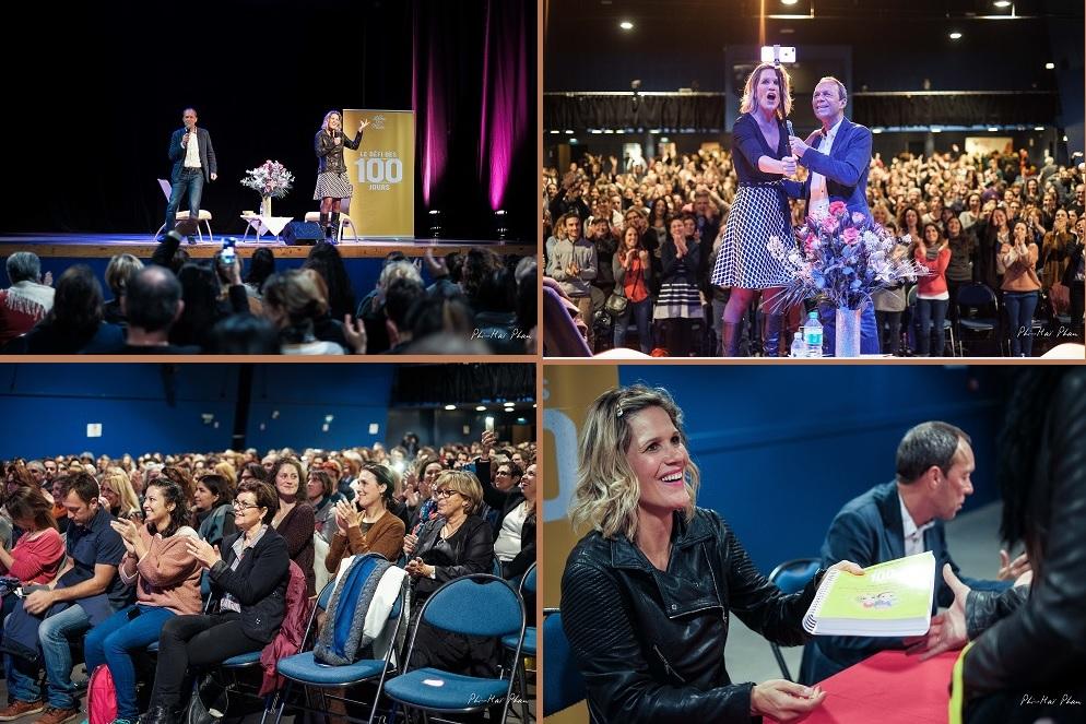 Conférence à Toulouse avec Lilou Macé et Christian Junod : en route vers l'abondance !