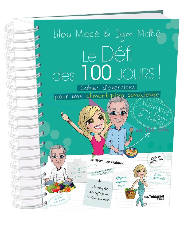 Défi des 100 Jours Spécial Alimentation : 200% d'inspiration !!!!