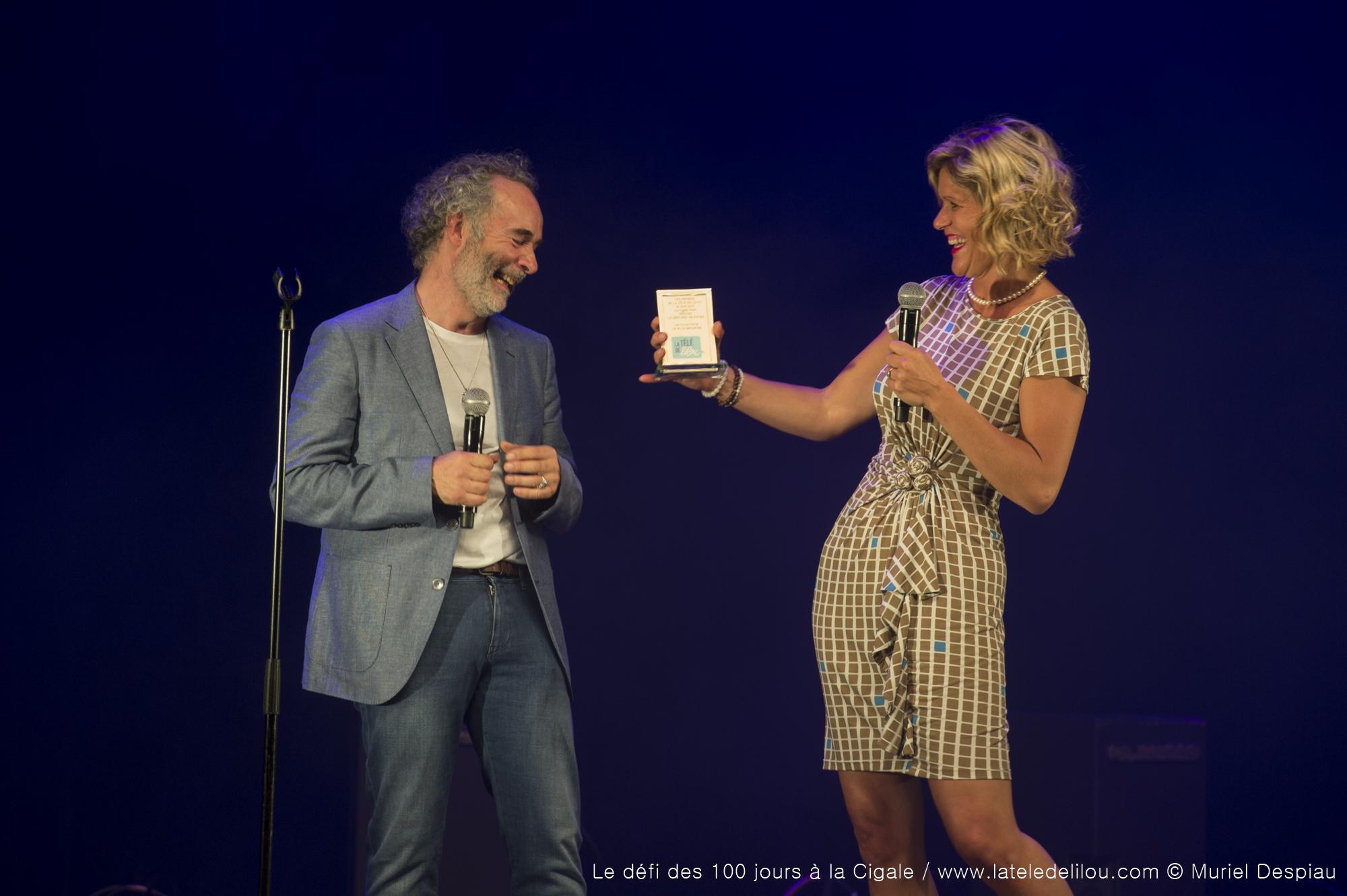 La Cigale (Replay 2/6) : Conférence d'Arnaud Riou: Le Monde Invisible et la Magie au quotidien - Paris - 22 avril 2018