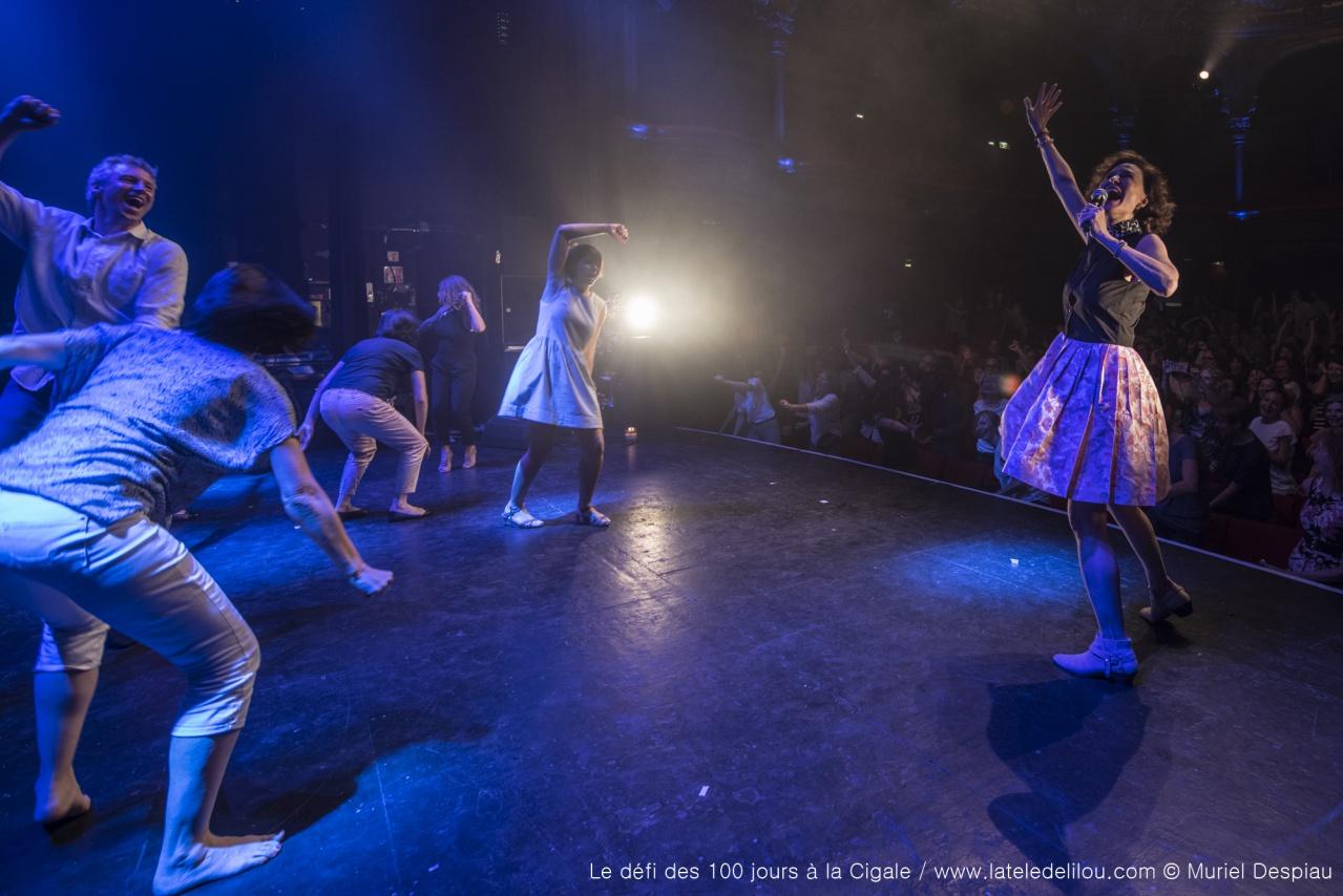 La Cigale (Replay 4/6) : Sonia Choquette : S'adapter aux nouvelles vibrations - Paris - 22 avril 2018