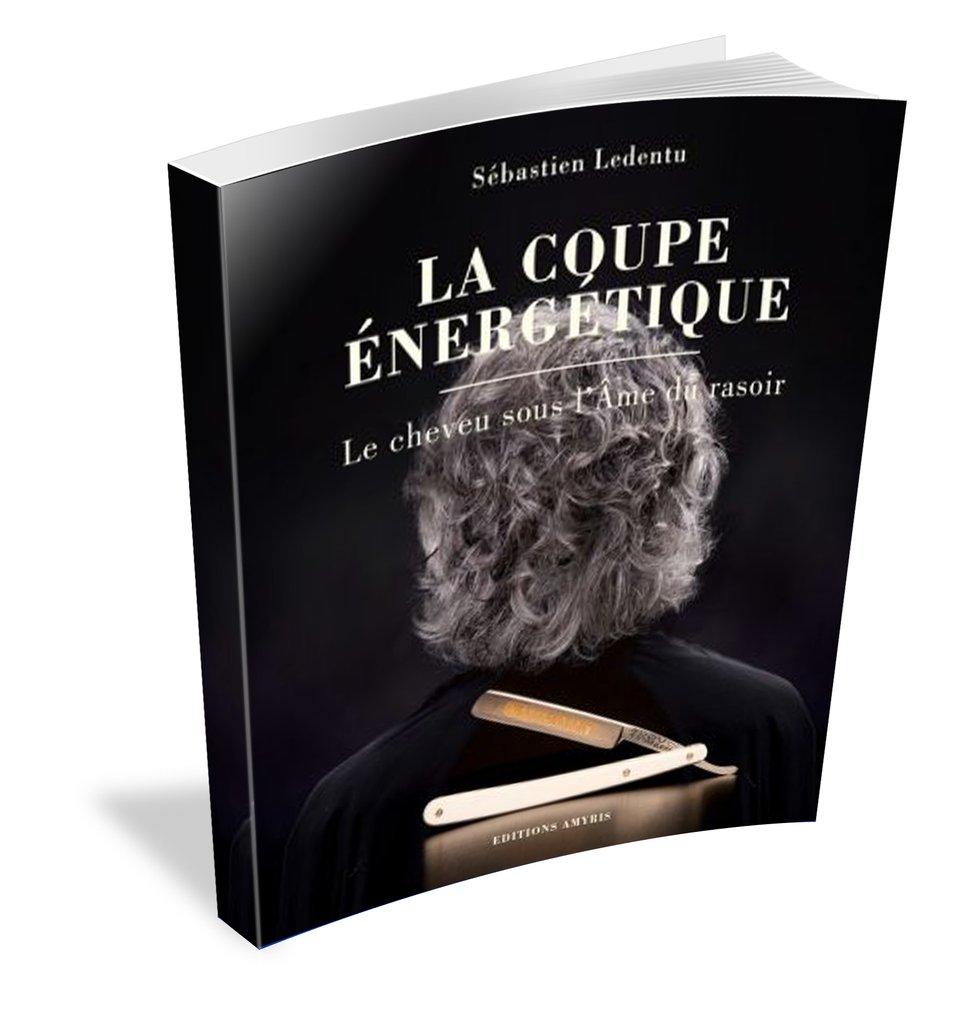 La coupe énergétique - Le cheveu sous l'âme du rasoir - Sébastien Ledentu