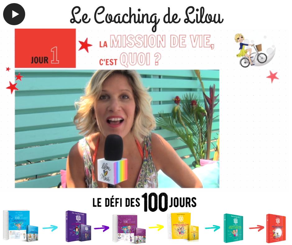 Comment choisir son Défi des 100 Jours ? Lilou Macé