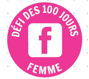 Nouveau Défi des 100 Jours Spécial Femme dédicacé par Lilou !