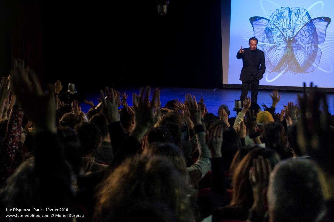 "VISIONNER la conférence ""PLACEBO & NEUROSCIENCE"" Dr Joe Dispenza"