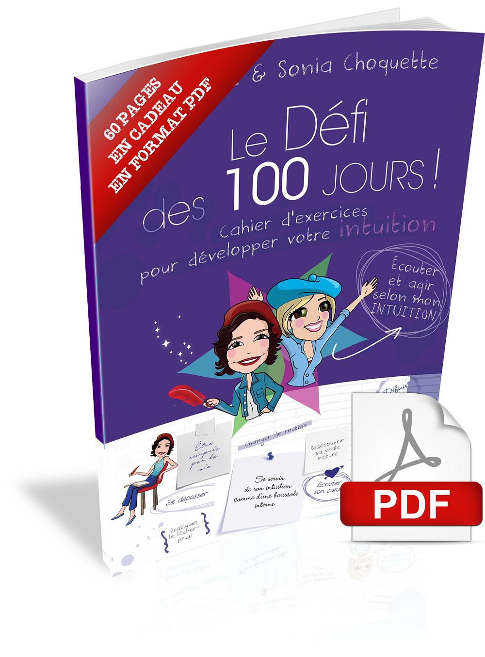 L'INTUITION : 5 exercices, 60 pages offertes
