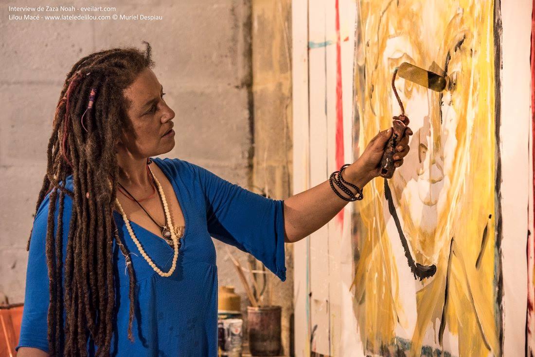 Éveiller par l'art - Zaza Noah