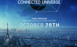 """28 OCTOBRE - AVANT-PREMIÈRE EXCEPTIONNELLE A PARIS - PROJECTION """"L'UNIVERS CONNECTE"""" DE NASSIM HARAMEIN"""