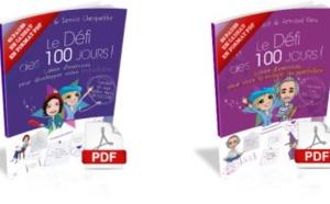 TÉLÉCHARGEZ GRATUITEMENT DES PREMIERES PAGES DES CAHIERS DU DÉFI DES 100 JOURS