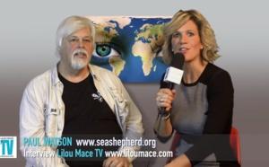 Vivre en harmonie avec toutes les espèces - Paul Watson, Greenpeace & Sea Shepherd (sous-titrage français)