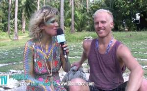 Suivre sa joie - Patrick, un australien à Koh Panghan Thailande (sous-titrage français)