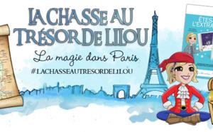 La Magie dans Paris : la chasse au trésor de Lilou !