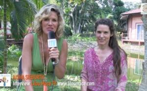 Pratiques de l'oeuf de jade (l'oeuf de yoni) - Aisha Sieburth