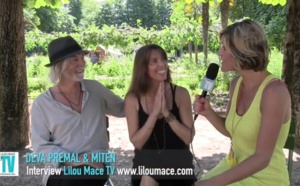 Deva Premal & Miten : love, tantra et mantras (sous-titrage français)