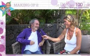 Making OF # 2 - Coaching de Lilou & Arnaud - Défi Spécial Magie