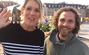 Direct Facebook de Lilou : Visite de La Ferme de la glutamine à Bordeaux !