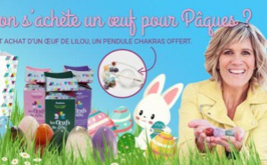 Votre cadeau pour les œufs de Pâques 2018 !