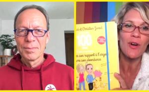 Cahier d'exercices du Défi des 100 jours Libérer son rapport à l'argent - co-auteur Christian Junod