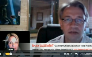 Comment utiliser son potentiel ? - Bruno Lallement