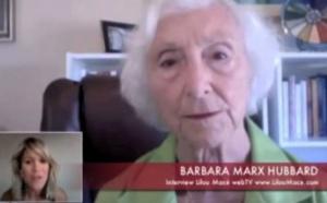 Êtres Universels et Evolution (1/3) - Barbara Marx Hubbard (traduit en Français)