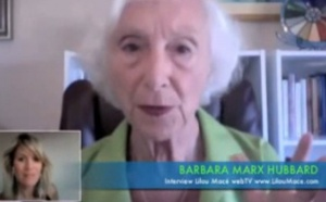 Le Pouvoir de l'Intention - Barbara Marx Hubbard (3/3)