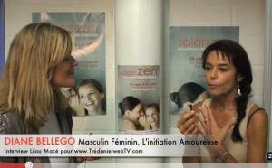Sexualité épanouie: Frémissement intérieur & énergie naturelle - Diane Bellego