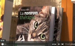 Comment se faire une scéance de ronron thérapie chez soi ? - Véronique Aïache
