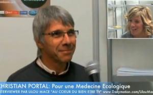Pour une médecine écologique - Christian Portal