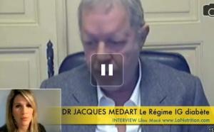 Régime IG Diabète - Dr Jacques Médart