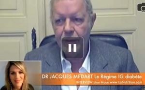 Confusions sur le diabète - Dr Jacques Médart, auteur de Régime IG Diabète