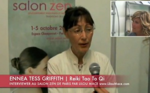 Reiki Tao To Qi - Ennea Tess Griffith