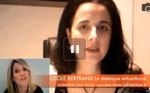 La diététique anti-arthrose - Cécile Bertrand