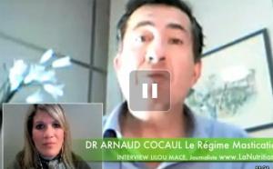 Comment mastiquer et quels aliments choisir ? - Dr Arnaud Cocaul