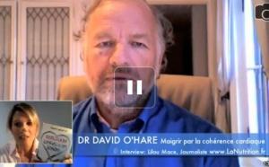 Maigrir par la coherence Cardiaque (1/2) - Dr David O'hare