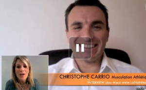 Musculation Athlétique - Christophe Carrio