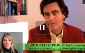 Rôle de l'Alimentation pour réguler le niveau des hormones - Dr Thierry Hertoghe