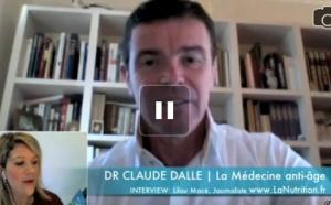 Médecine anti-âge (1/5) - Dr Claude Dalle