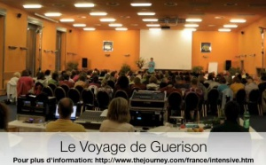 "Stage: Voyage Intensif de Guérison - ""The Journey"" de Brandon Bays"