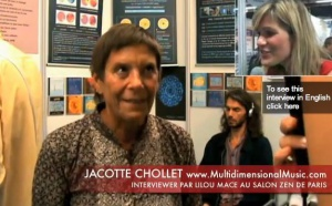 Musique Multidimensionelle - Jacotte Chollet